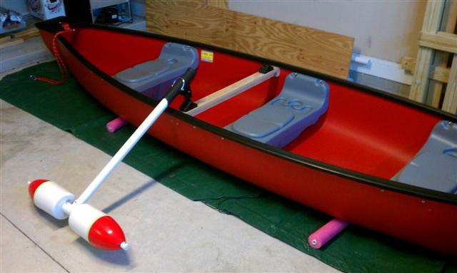 Kayak Outriggers Kayak Rigging Page 2