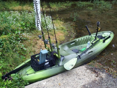 accessories Perception kayak